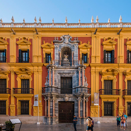 Episcopal Palace Malaga Art Centre